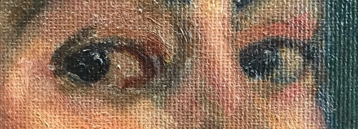 Portret Ogen A