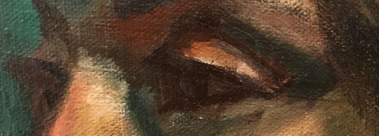 Portret Ogen D